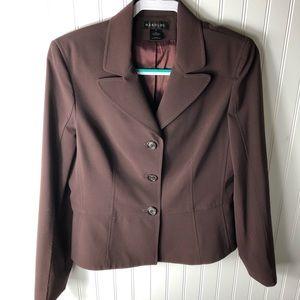 Harold's Peplin Style Jacket Size 8